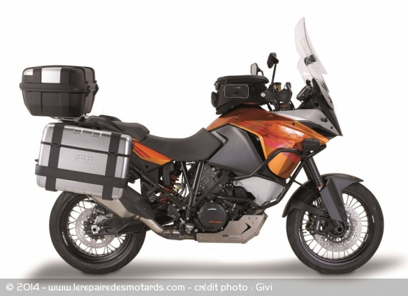 Equipement ktm 1190 adventure givi 3